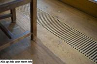 Spanveren houten vloeren fairwood