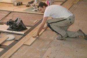 Spanveren houten vloer latest parket leggen with spanveren houten