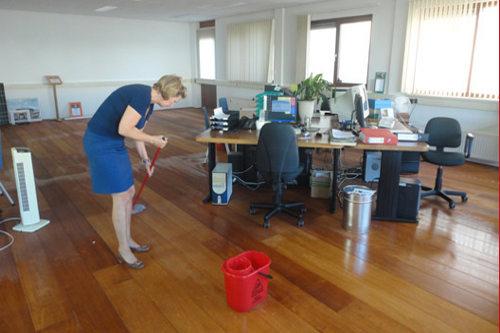Houten vloeren onderhoud fairwood
