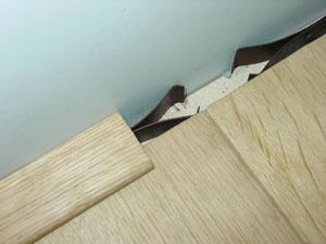 Houten Vloeren Leggen : Plinten voor houten vloeren fairwood